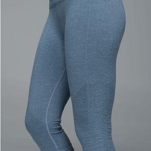 lululemon athletica Pants - Lululemon In The Flow Cropped II